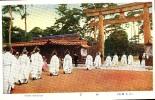 JAPAN   JAPON    Old Postcard - Japan