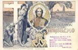 ISRAEL  IZRAEL  JARUSALEM  1898.     Old Postcard - Israel