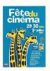 Cp, Cinéma, La Fête Du Cinéma 1997 - Du 23 Juin Au 1er Juillet - Autres