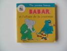 BABAR ET L´AFFAIRE DE LA COURONNE  HACHETTE JEUNESSE  Mes Premières Histoires Offert Par MAMIE NOVA Petit Livre - Livres, BD, Revues
