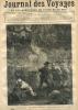 Chine Le Retour Des Courses à Shanghai 1880 - Zeitschriften - Vor 1900