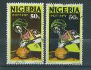 VEND TIMBRES DU NIGERIA N° 295 (A) X 2 NUANCES DIFFERENTES !!!! - Nigeria (1961-...)