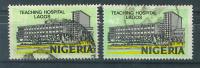 VEND TIMBRES DU NIGERIA N° 297 (A) X 2 NUANCES DIFFERENTES !!!! - Nigeria (1961-...)