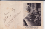 1917 - CARTE POSTALE FM  ILLUSTREE  - FORCES AMERICAINES EN FRANCE - Marcophilie (Lettres)