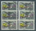 VEND TIMBRES DU NIGERIA N° 283 (B) X 6 NUANCES DIFFERENTES !!!! - Nigeria (1961-...)