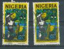 VEND TIMBRES DU NIGERIA N° 293 (B) X 2 NUANCES DIFFERENTES !!!! (a) - Nigeria (1961-...)