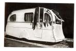 "1940/50s France Caravane ""La Champagne"" RP Ppc/cpa Unused Caravan Card - Postcards"