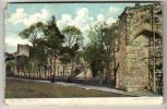 Southampton, The Old Walls - Postcard - Southampton