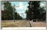 Southampton, The Avenue - Postcard 1905 - Southampton
