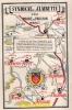DOCUMENT / SYNDICAT DE LA CLAIRETTE / PAULHAN / HERAULT / CEYRAS CABRIERES PERET ASPIRAN FONTES ADISSAN  / PUB 1947 - Vieux Papiers
