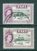 Fiji: 1962/67   QE II - Pictorial   SG320 / 320a    2/6d   Purple And Deep Purple      Used - Fidji (...-1970)
