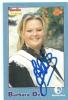 Barbara  Dex - Autographes