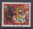 BRD-Germany 1963 / MI: 410 / D 228, - Uhrmacherei