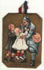 Insigne épinglette Guerre 1914-1917 Journée Nationale Des Tuberculeux Anciens Militaires Retour Du Sanatorium Chambrelen - 1914-18