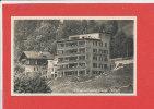 LEYSIN VILLAGE Cpa  Clinique Alexandre  éditions R.F.Chapallaz - VD Vaud