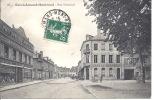 --18-- SAINT AMAND DE MONTROND --RUE NATIONALE - 1909-- - Saint-Amand-Montrond