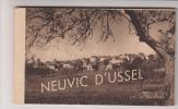 NEUVIC D'USSEL (19)  CARNET DE 12 CARTES - France
