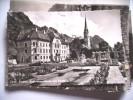 Liechtenstein Vaduz Regierungsgebäude Und Kirche - Liechtenstein