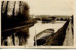 CARENTAN  -  LE CANAL - Carentan