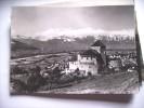 Liechtenstein Vaduz Schloss Und Rheintal - Liechtenstein