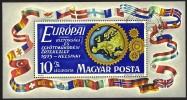 1975  Conférence Européenne Sur La Sécurité Et La Coopération  Oblitéré Premier Jour