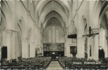 Peisegem - Merchtem :  Binnenzicht Der Kerk - Merchtem