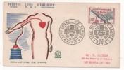 FRANCE - Enveloppe Premier Jour - FDC - PARIS - 1959 - Donneurs De Sang - FDC
