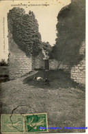 85 - Commequiers - L'Entrée Du Château - Unclassified
