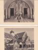 FOURMIES 59 (  MONASTERE DES CLARISSES ) UN LOT DE 2 CARTES  TRES BON ETAT  ! ! ! - Postcards