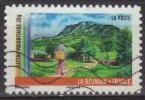 AA - 643 La Réunion - Année Des Outre-Mer (2011) Oblitéré - Adhésifs (autocollants)