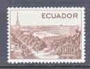 Ecuador 649  *  UNESCO - Ecuador