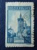 Pologne, 1945, Michel 411 Obl. - 1944-.... Repubblica