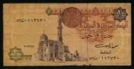 """1 Pounds   """"EGYPTE""""         Usagé2 - Egypt"""