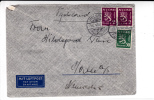 FINLAND - 1936 - ENVELOPPE Par AVION De HELSINKI Pour HALLE (GERMANY) - Posta Aerea