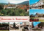 CPSM Panorama De Remiremont   L1066 - Remiremont