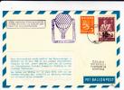 FINLAND - 1959 - CARTE POSTALE Par BALLON De KUURILA Pour SALZBURG (AUSTRIA) - RARE - Poste Aérienne