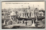 Franco-British Exhibition - Royal Pavilion - Postcard 1908 - Exhibitions