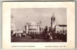 Franco-British Exhibition - Court Of Honour - Entrance - Postcard 1908 - Exhibitions