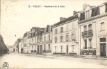 POISSY  (78)  Le Boulevard De La Seine   Vvv - Poissy