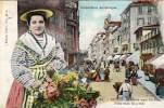 NICE - Marche Aux Fleurs - Fleuriste Nicoise    (40876) - Ohne Zuordnung
