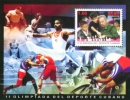 Lote CU4398, Cuba, 2004, II Olimpiada Del Deporte Cubano, Ajedrez, Fidel, Chess, Deportes, Sport, HF, SS - Kuba