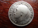 Great Britain 1917 GEORGE V  THREE PENCE  USED REASONABLY GOOD CONDITION. - 1902-1971 : Post-Victorian Coins