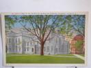 Carte Très Peu Courante - Etats Unis - New-York - Syracuse University - The Castle Home Of The School Of Journalism - Syracuse