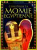 Découpage Maquette - Momie égyptienne 3 Sarcophages - Ed Usborne - Cut-out Paper Model - Ohne Zuordnung
