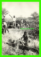 BOTSWANA - KGATLA-a-KGAFELA - BOGWERA INITIATION - CHIEF LINCHWE II - IN 1982 - - Botswana