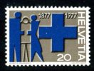 1977  Switzerland  Mi.Nr. 1087  MNH**  #300 - Ungebraucht
