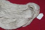LAINE FICELLE NATURELLE BRUT Fine En ECHEVEAU / ECRU  NATUREL  Douce Et Soyeuse / 140 Grammes - Wool