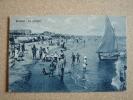 Rn1022)  Riccione - La Spiaggia - Rimini