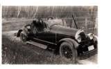 BELLE PHOTO : AUTOMOBILE VOITURE CAR Rolls Royce Jaguar ? - Non Classés