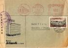 Lettre Expédiée De Zurich à Grenble 10.6.44 - Marcophilie